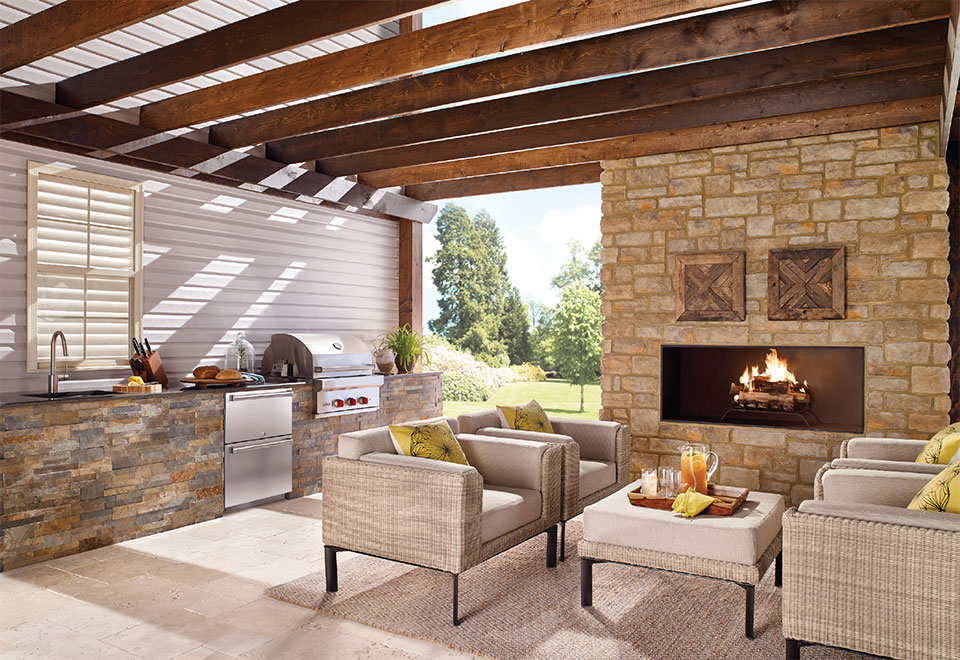 Your Other Room is Waiting Outside- Bend Outdoor Living Room