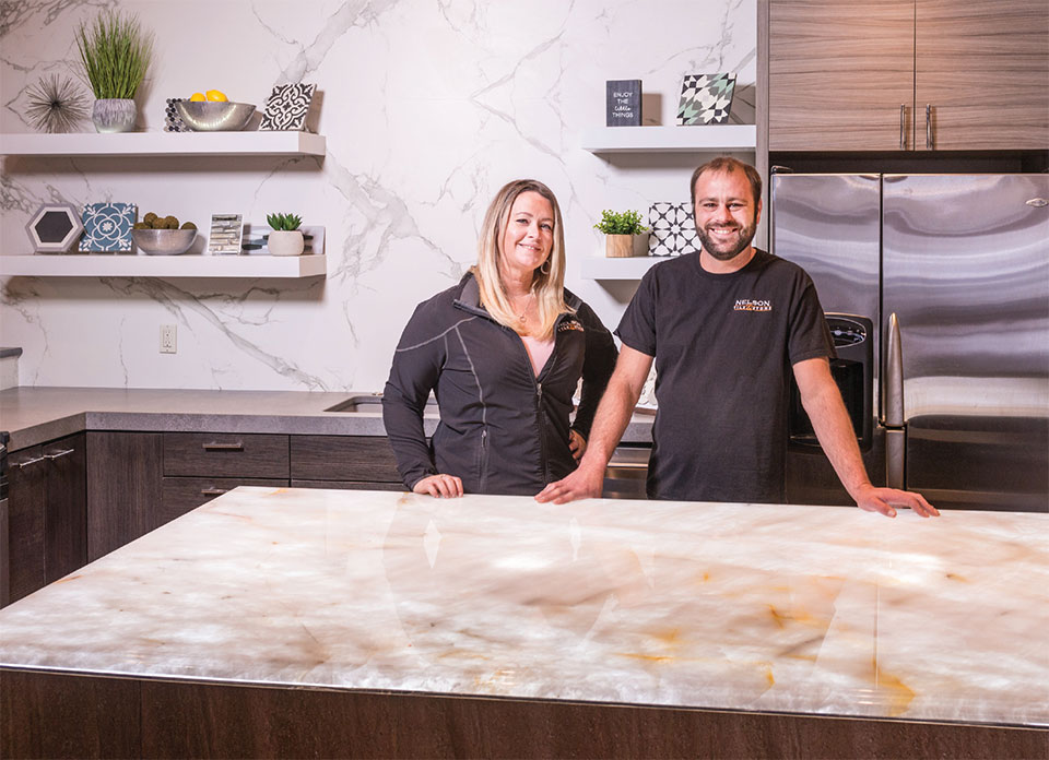 Shop Talk- Bend Nelson Tile and Stone