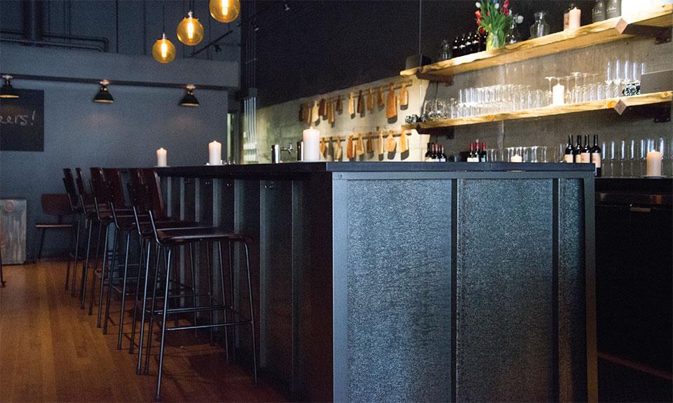 Bridger Steel and Ridgeline Metal- Bend Bar