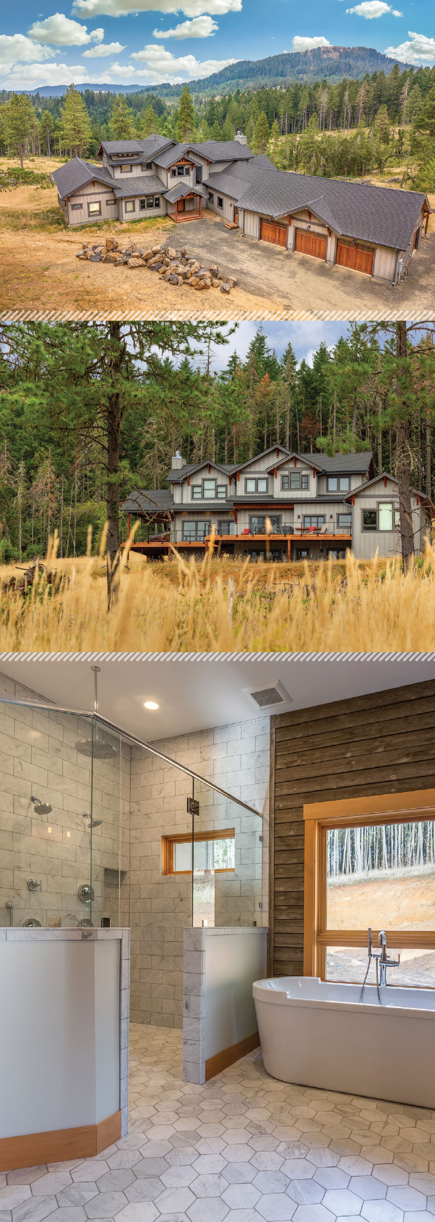 Working With Wood in the Modern West- Bend Houses and Kitchen
