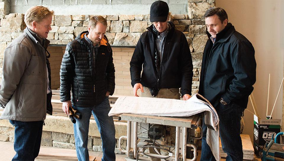 Builders Round Table- Bozeman-Big Sky Montana Builders