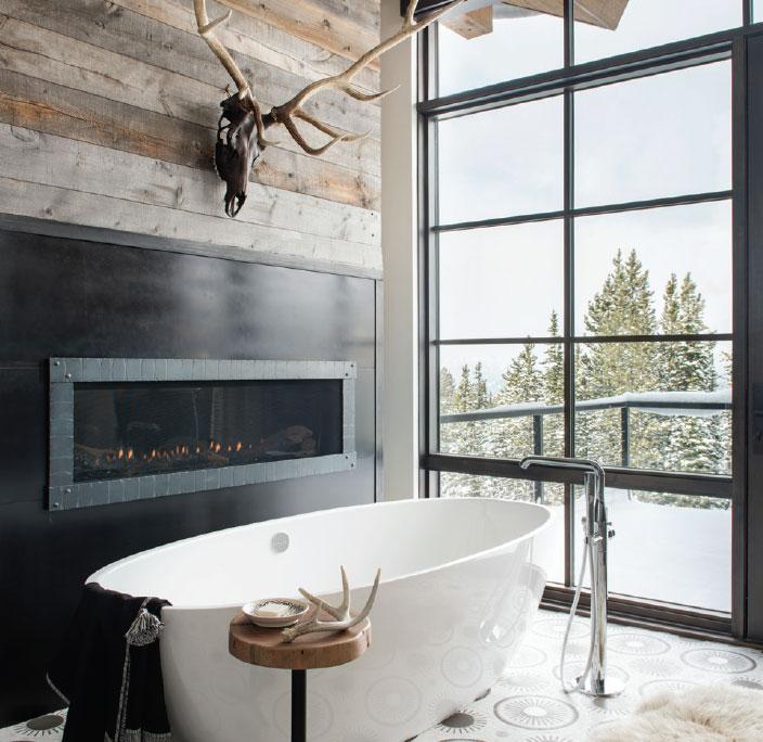 Builders Round Table- Bozeman-Big Sky Bathroom