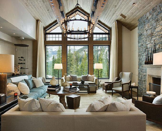 Builders Round Table- Bozeman-Big Sky Living Room 3