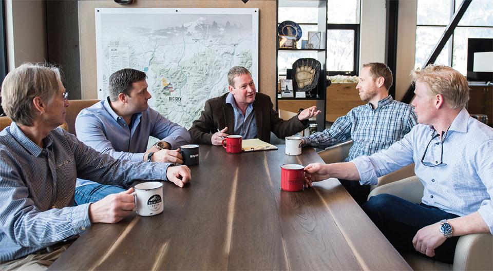 Builders Round Table- Bozeman-Big Sky Meeting 3