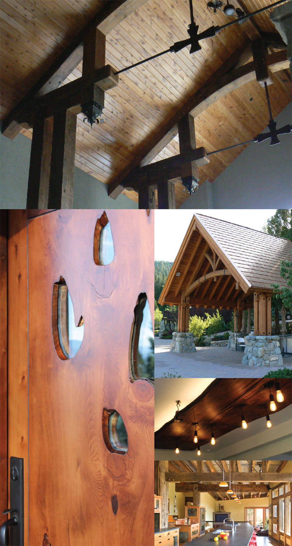 Wood. Metal. & People.- Flathead Valley Wood Craftsmanship