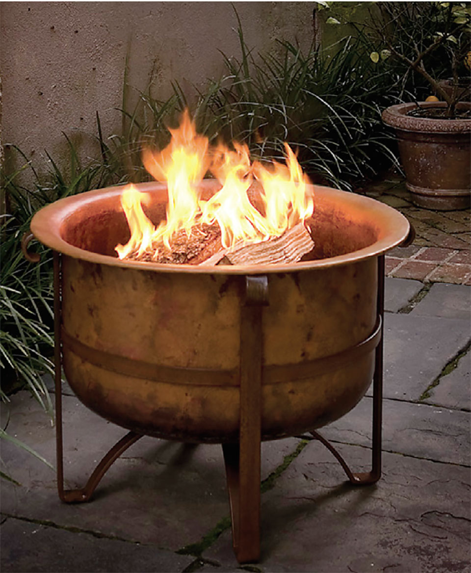 On The Hunt- Sun Valley Fire Pit