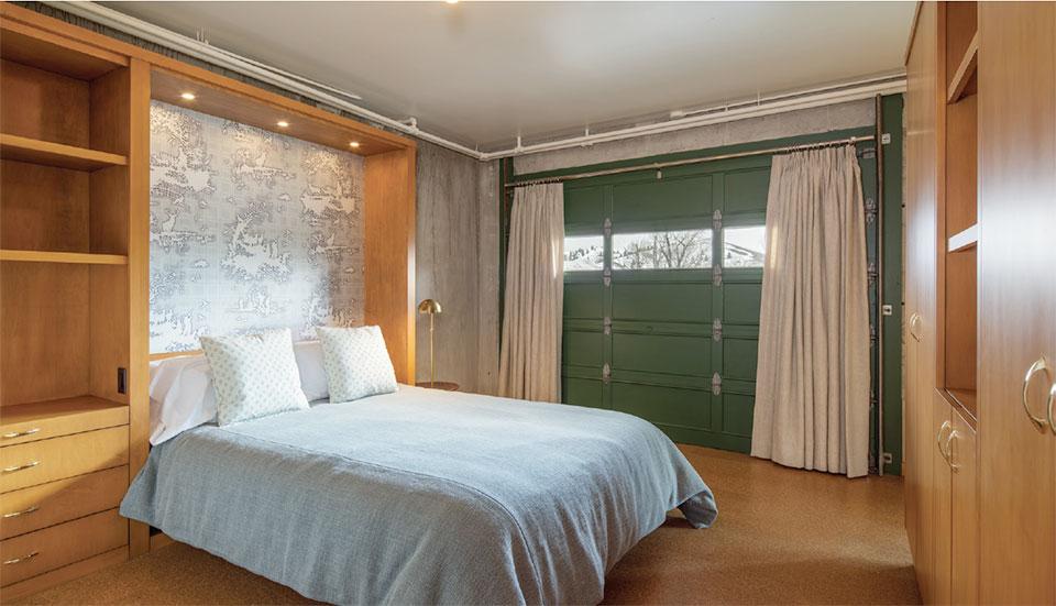 Hemingway Writer-in-Residence Studio- Sun Valley Bedroom