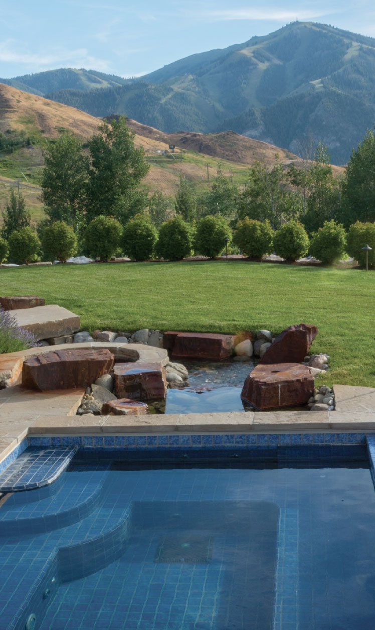 Your Other Room is Waiting Outside- Sun Valley Pool and Baldy