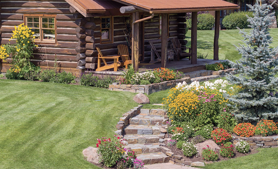 Rooted in the Wood River Valley- Sun Valley Cabin and Grass