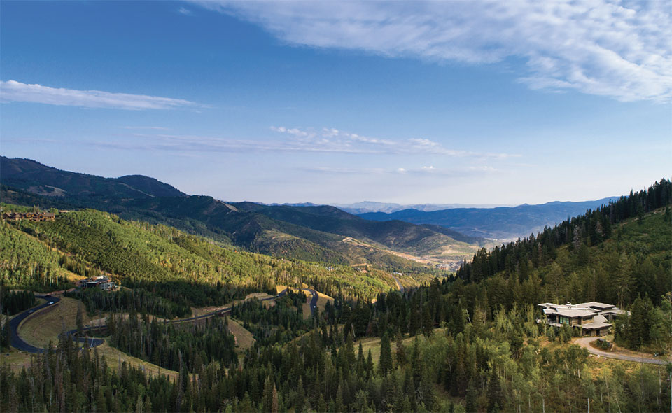The Colony at White Pine Canyon- Park City