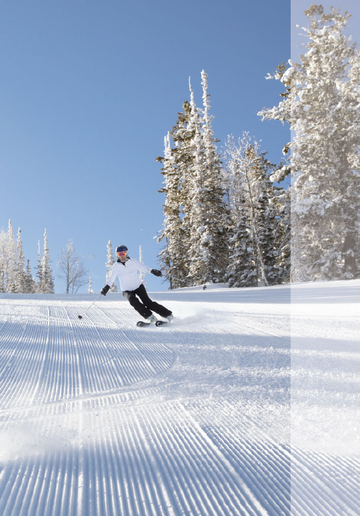Talisker Club: A Private Wonderland- Park City Skier