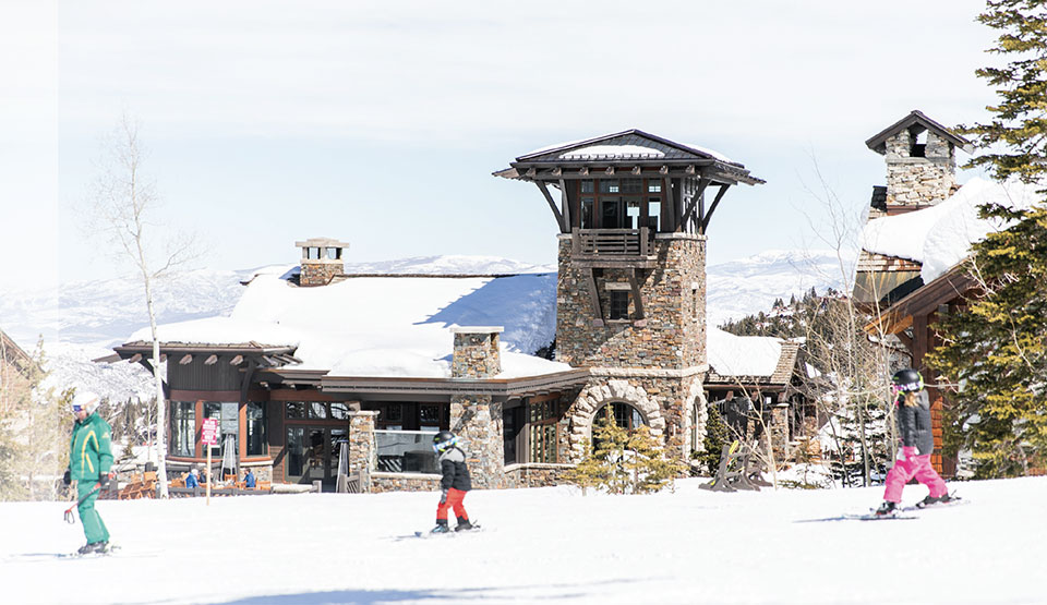Talisker Club: A Private Wonderland- Park City Skiers