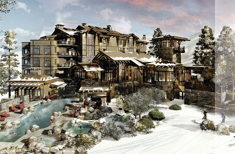 Talisker Club: A Private Wonderland- Park City Lodge
