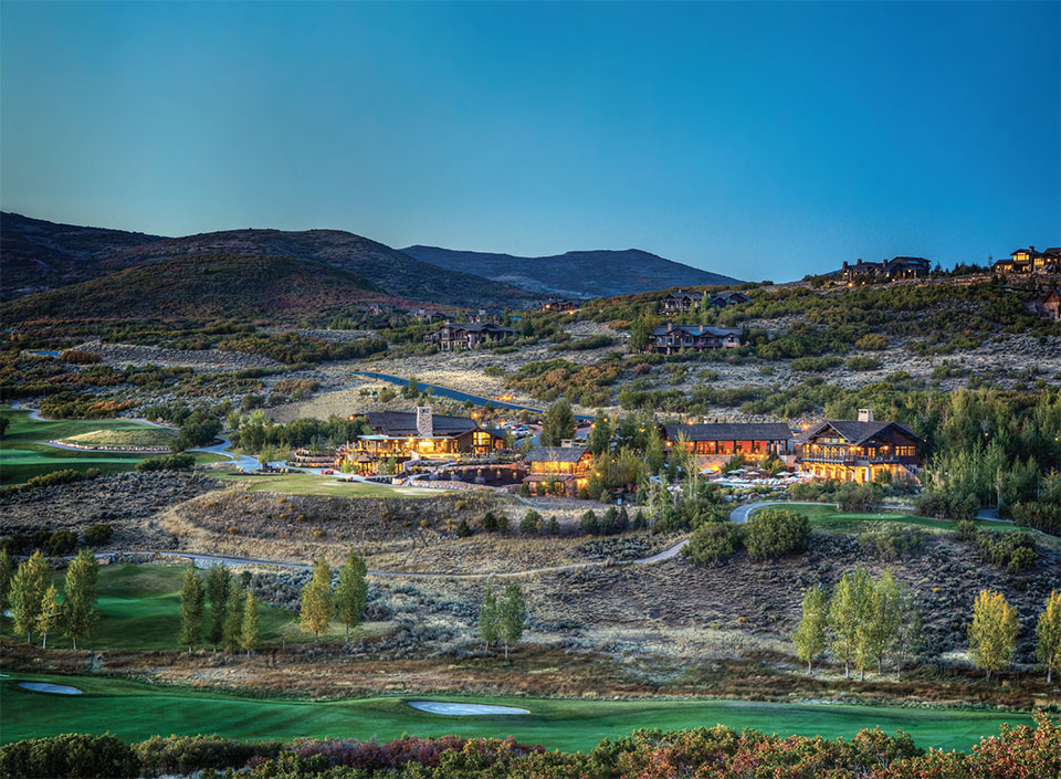 Talisker Club: A Private Wonderland- Park City