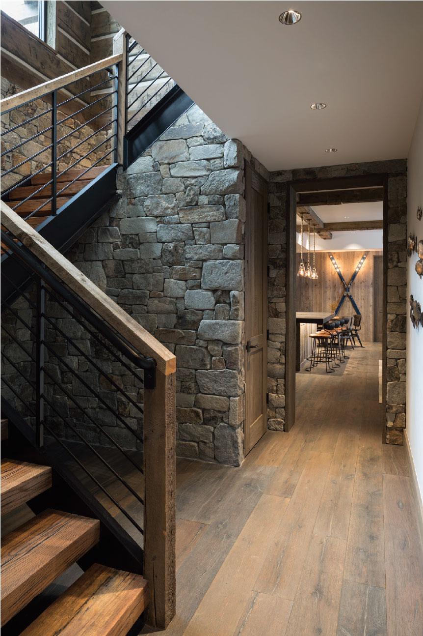DESIGN ASSOCIATES- Jackson Hole Stairs