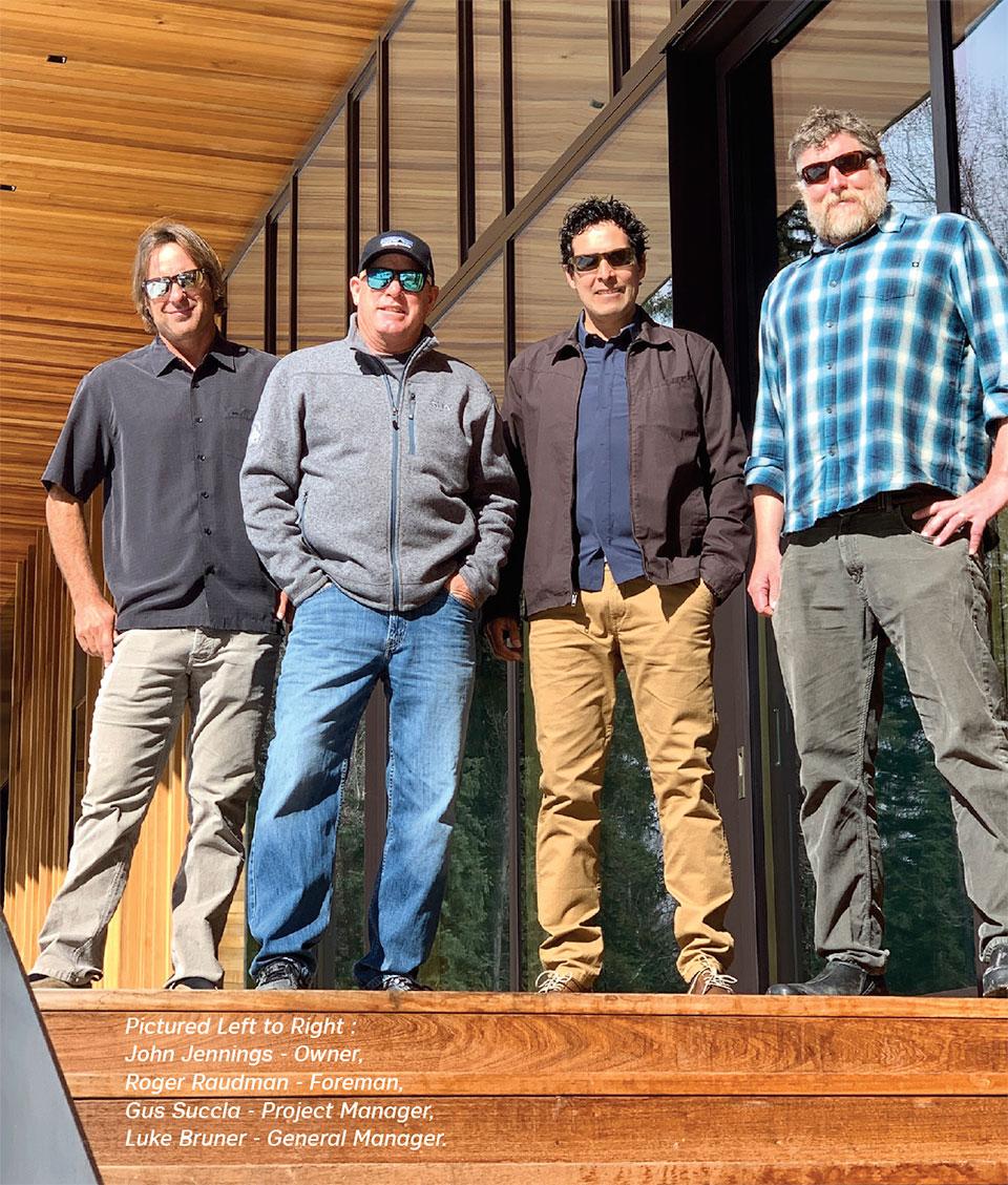Shop Talk- Jackson Hole Peak Builders Team