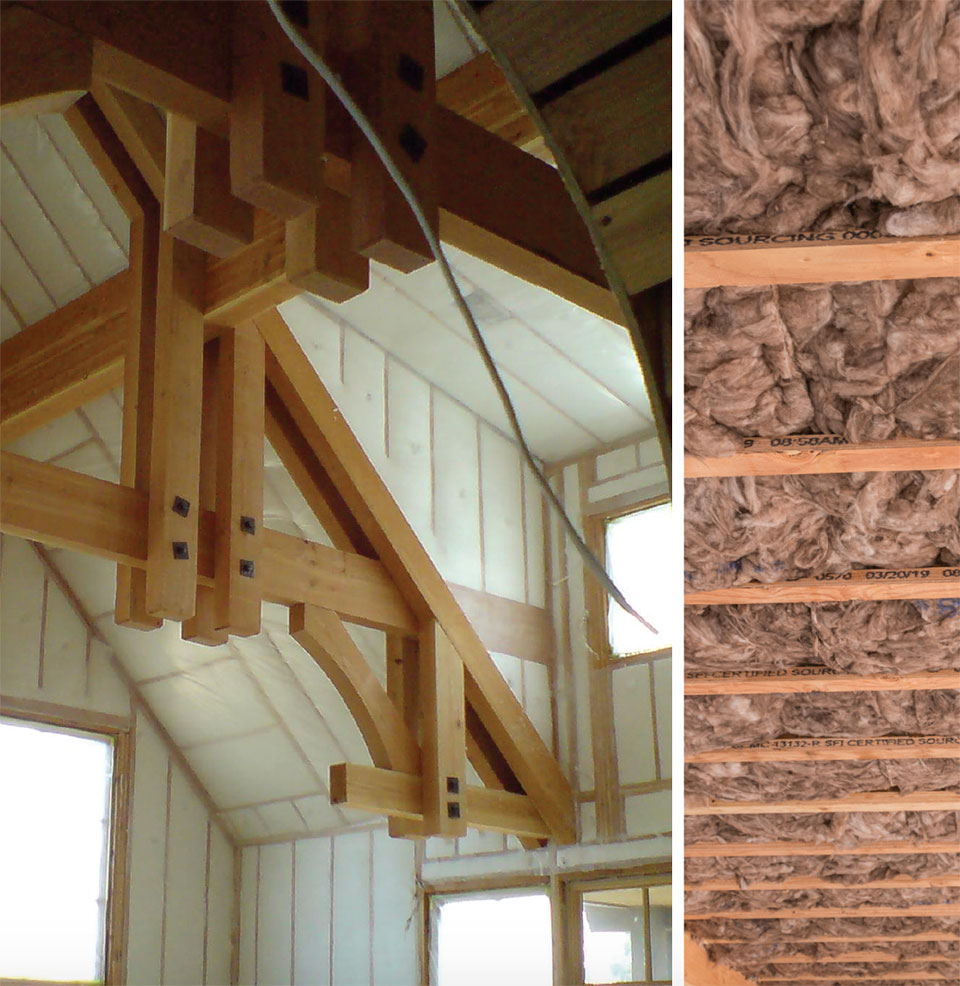 Building Science for A Sustainable Future- Bend Insulation 4