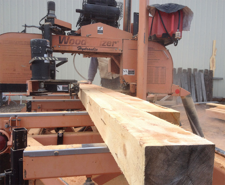 Building Science for A Sustainable Future- Bend Sawmill 2