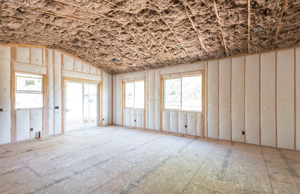 Building Science for A Sustainable Future- Bend Insulation