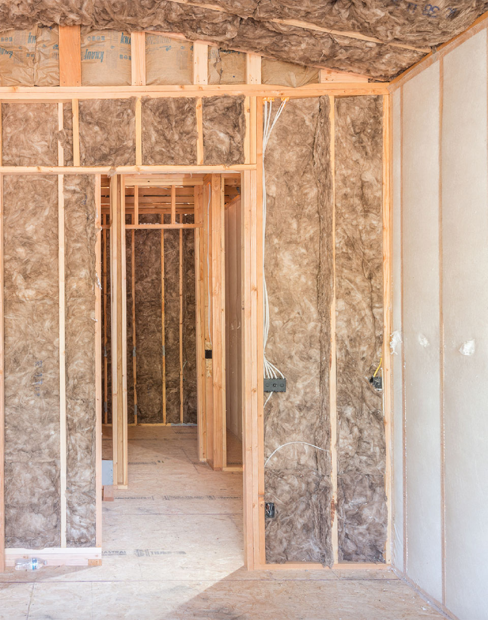Building Science for A Sustainable Future- Bend Insulation 2