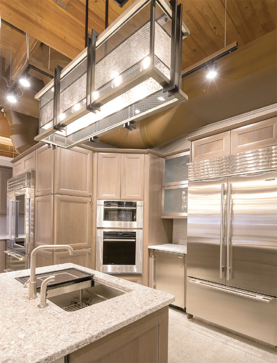 Bend's New Ferguson Showroom- Bend Kitchen 2
