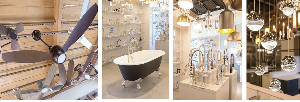 Bend's New Ferguson Showroom- Bend Lighting and Faucets