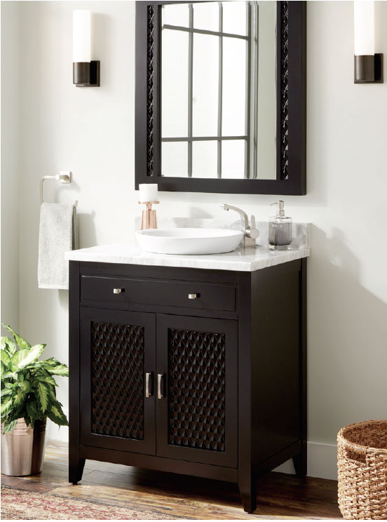 On The Hunt- Bend Vanity 2
