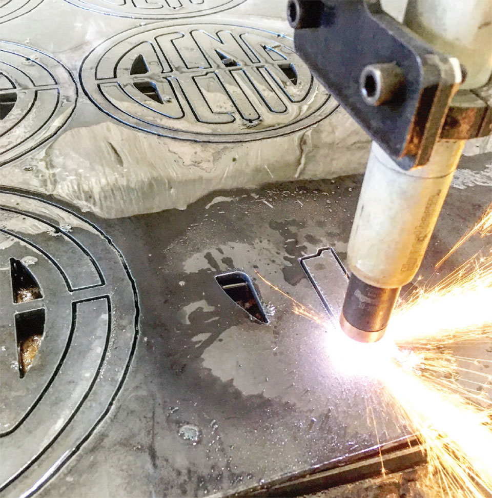 The Flexibility of Steel- Bend Metal Cutting