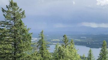 MEDICINE ROCK- Flathead Valley