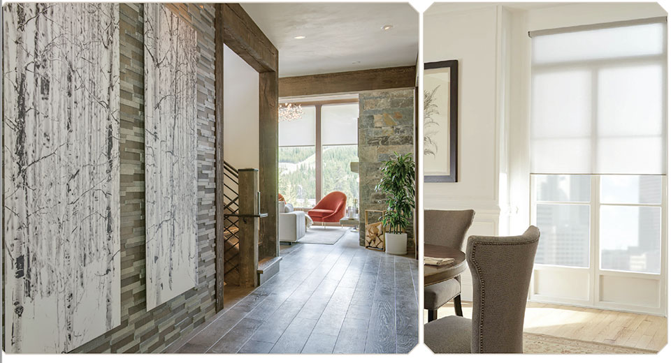 PRECISE BEAUTY, SEAMLESS INTEGRATION- Flathead Valley Hallway