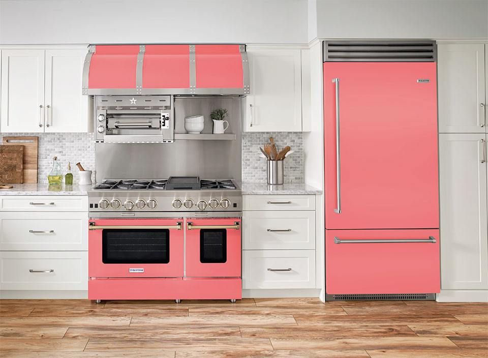 Trade Secrets- Flathead Valley Pink Kitchen