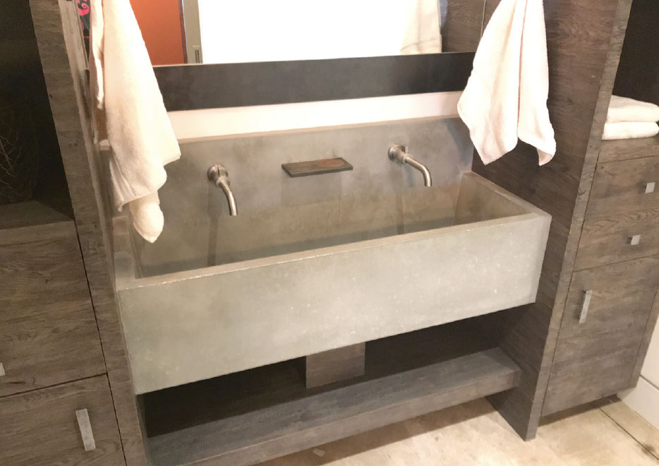 ONE-OF-A-KIND INTERIORS- Flathead Valley Sink