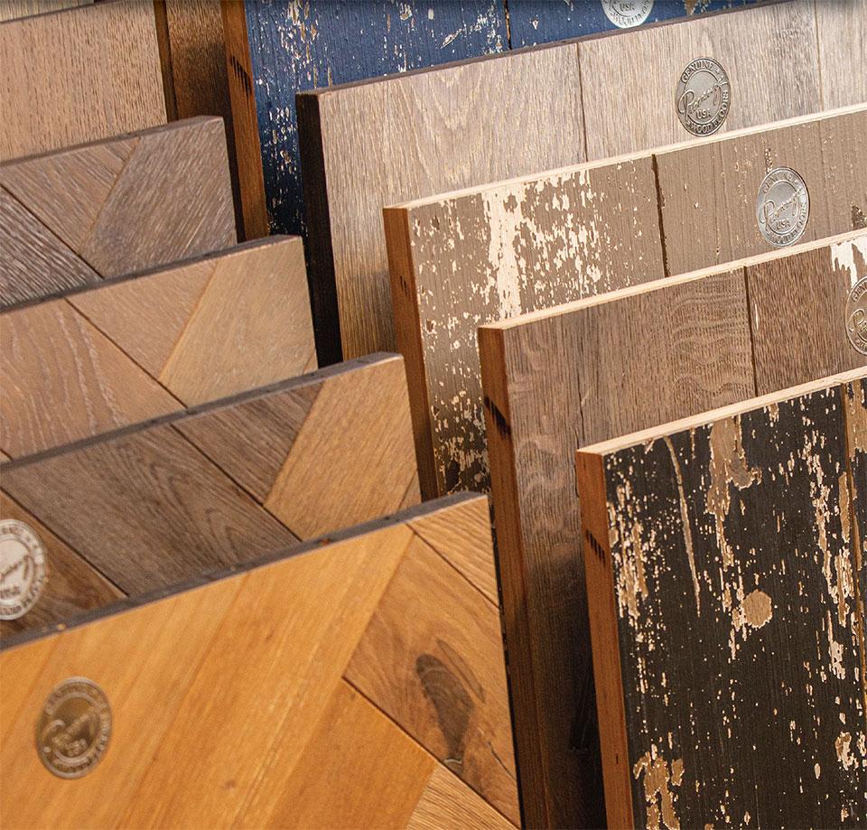 Flooring - The Foundation of Design- Bozeman-Big Sky Samples 2