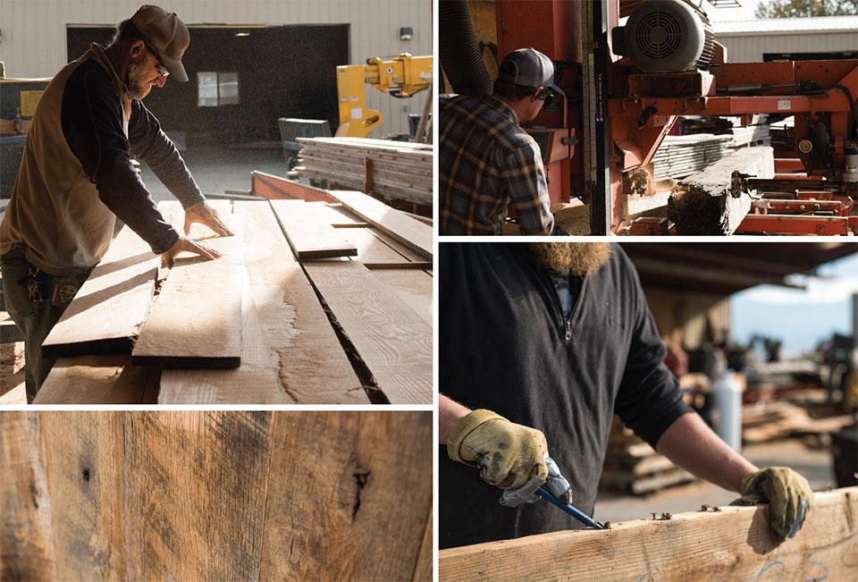 Flooring - The Foundation of Design- Bozeman-Big Sky Wood Work