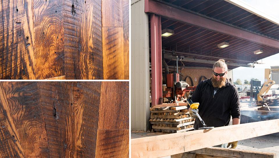 Flooring - The Foundation of Design- Bozeman-Big Sky Planks