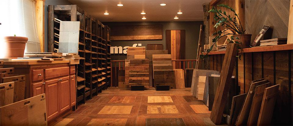 Flooring - The Foundation of Design- Bozeman-Big Sky Floor Samples