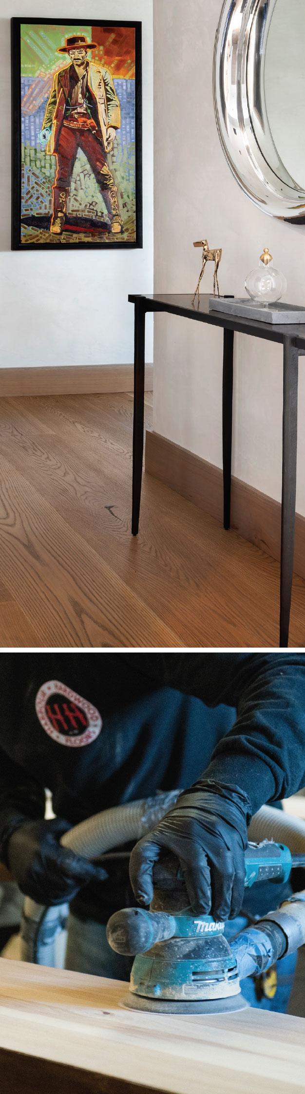 Flooring - The Foundation of Design- Bozeman-Big Sky Finished Floor