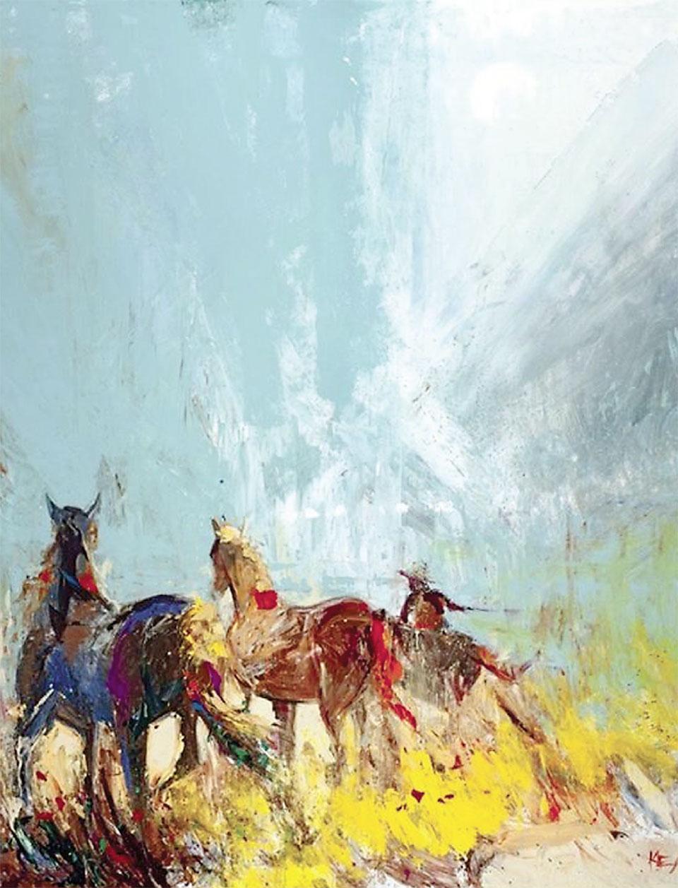 Kira Fercho- Bozeman-Big Sky Riders