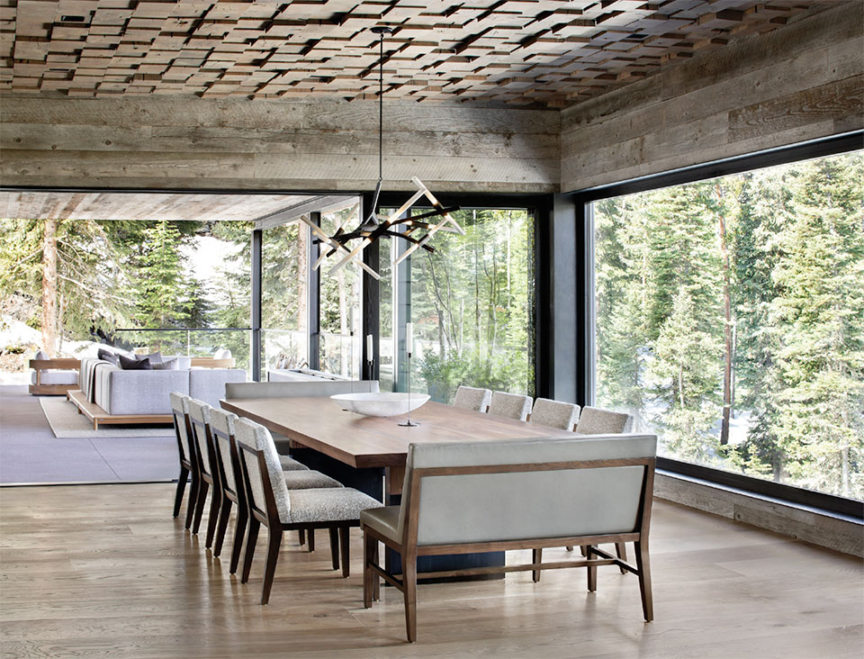 Project Round Table- Bozeman-Big Sky Dining Table