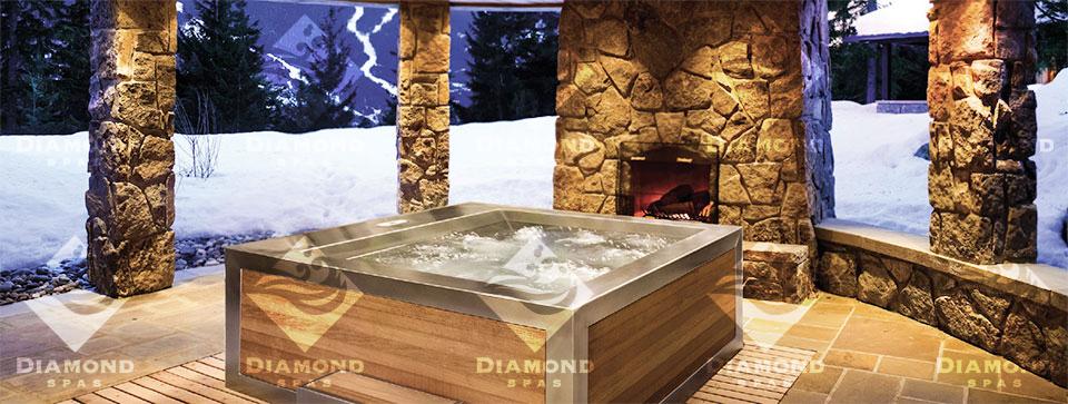 Diamond Spas- Jackson Hole Outdoor Space 2