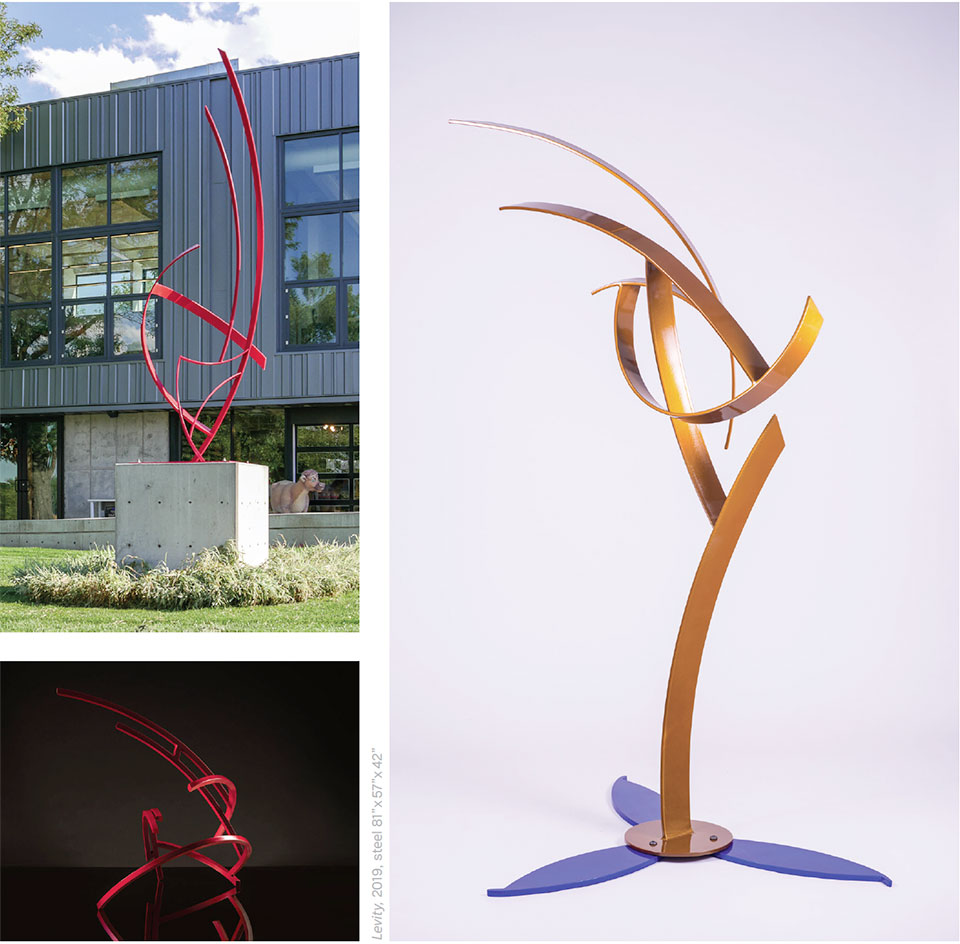 Art in Jackson- Jackson Hole Metal Sculptures 3