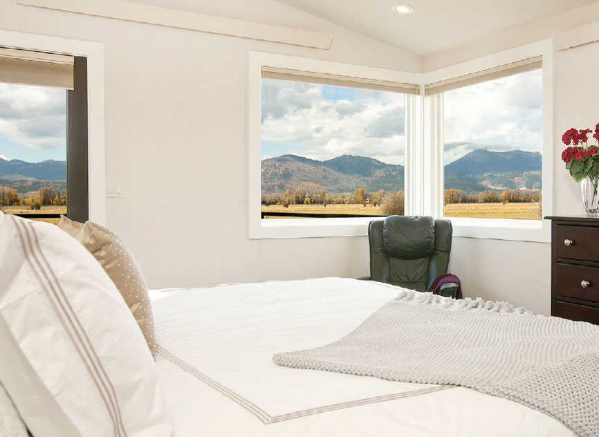 Dubbe Moulder Architects-Jackson Hole Bedroom