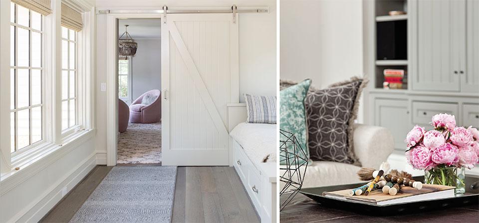 Anne Buresh Interior Design- Jackson Hole Entry