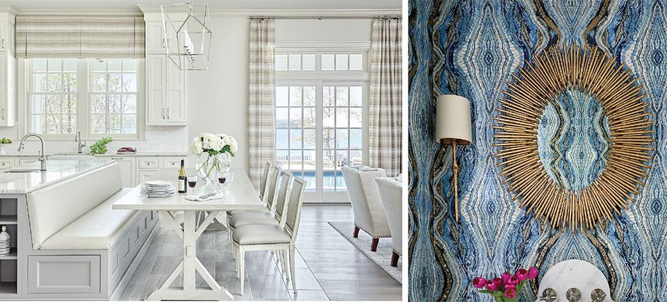 Anne Buresh Interior Design- Jackson Hole Kitchen