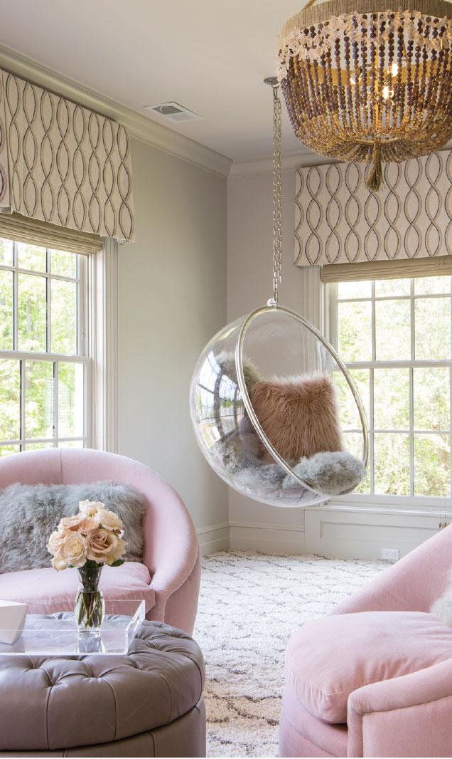 Anne Buresh Interior Design- Jackson Hole Living Room 2