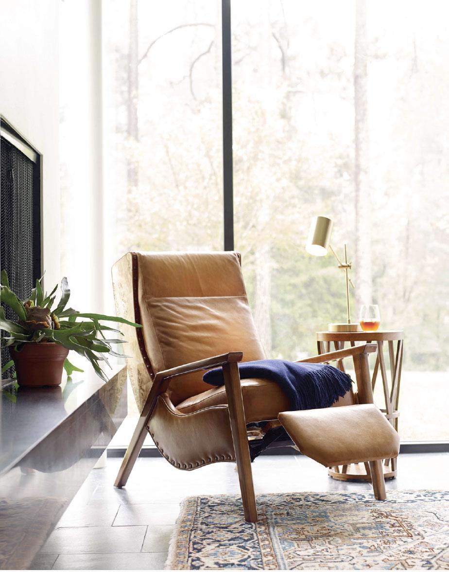 Forsey's Fine Furniture & Interior Design- Park City Chair