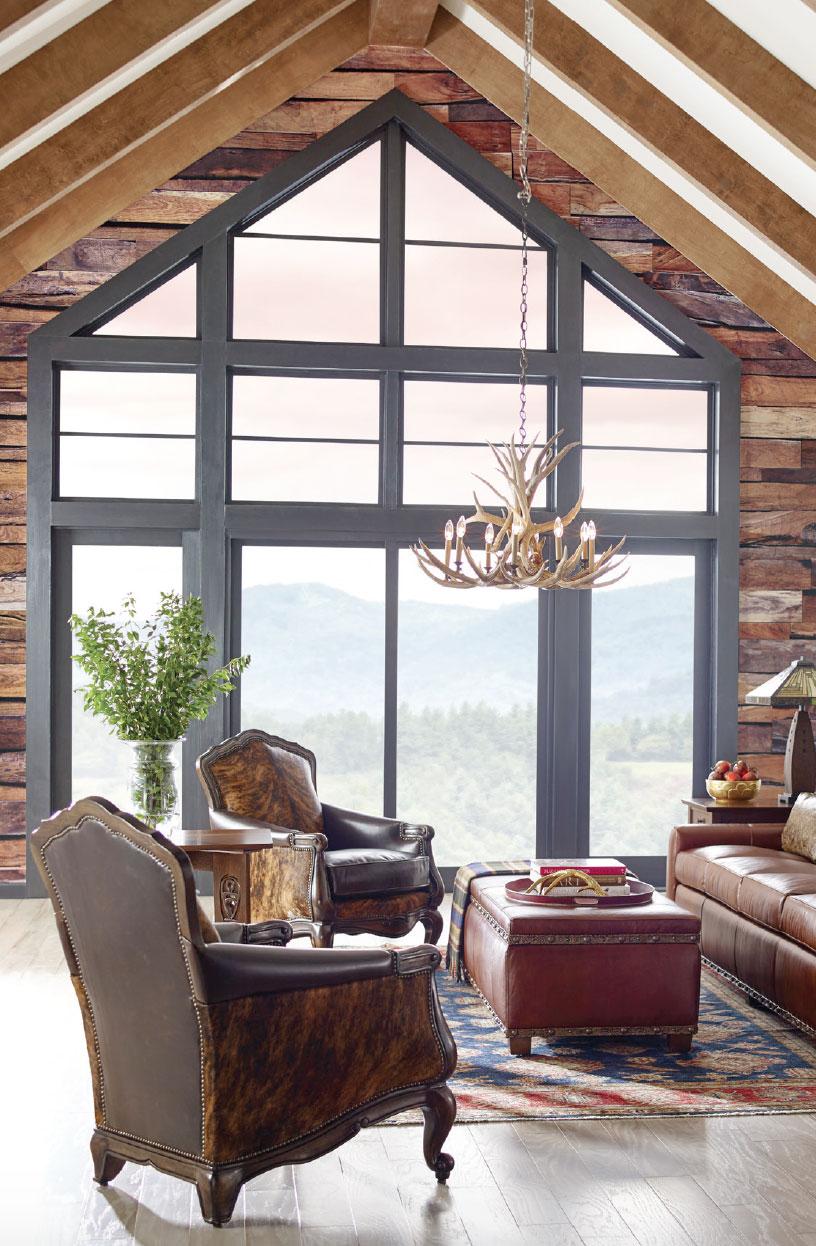 Forsey's Fine Furniture & Interior Design- Park City Living Room 3