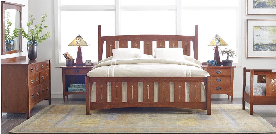 Forsey's Fine Furniture & Interior Design- Park City Bedroom