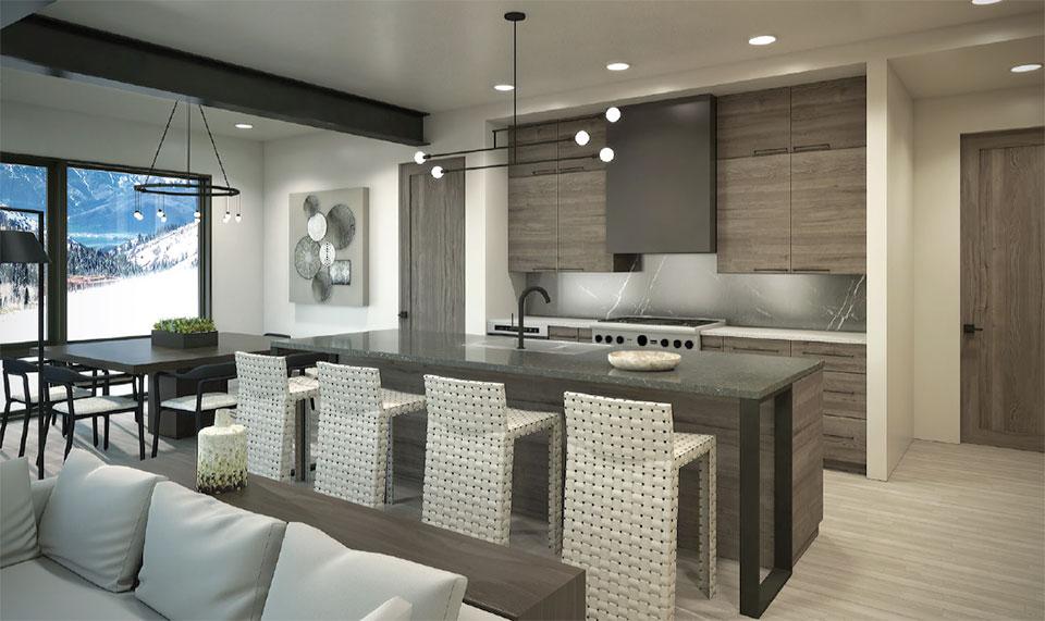 Ridge- Park City Kitchen