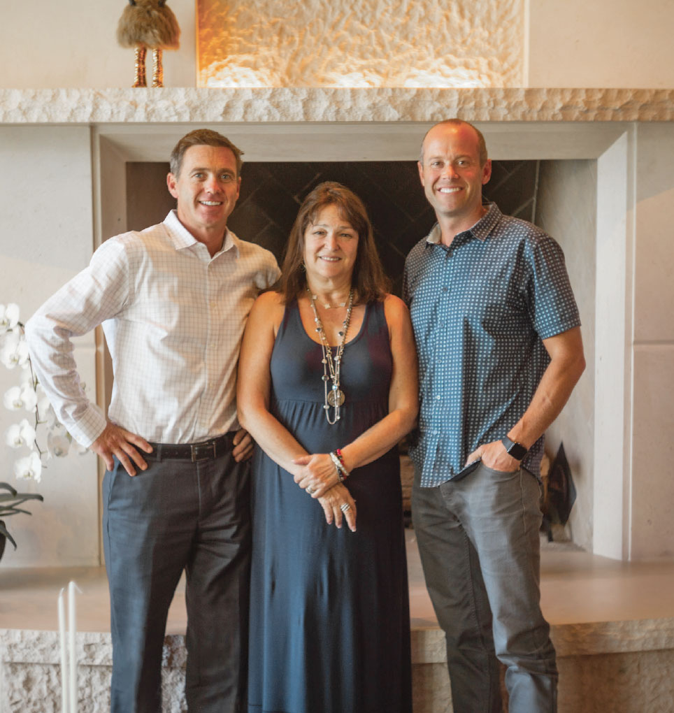 Real Estate Round Table- Park City Bronson Calder, Marcus Wood & Marcie Davis